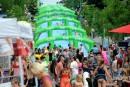 10 000 glisses pour Slide the City à Drummond (vidéo)