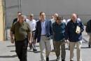 Évasion dans l'État de New York: le directeur de la prison Clinton suspendu