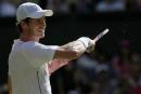 Murray, Federer et Nadal surmontent la chaleur