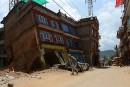 Népal: l'acheminement de l'aide ralenti par les douanes