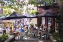 Quartier Petit Champlain: un théâtre comme attraction