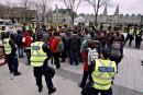 Printemps érable: la police de Québec accusée de profilage politique