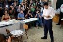 Les Grecsvotent oui ou non aux créanciers