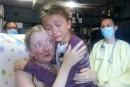 Sarah-Eve : l'opération est un succès