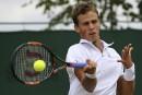 Vasek Pospisil accède aux quarts de finale à Wimbledon