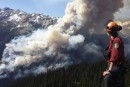 Incendies de forêts dans l'Ouest: la situation reste délicate