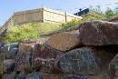 Murs de soutènement à Sainte-Brigitte-de-Laval: la poursuite toujours en cours