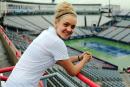 Wimbledon:Charlotte Robillard-Millette éliminée