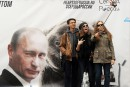 Russie: un guide pour des «égoportraits sans danger»