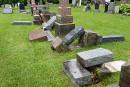 Vandalisme au cimetière Saint-Charles: le défi de retrouver les familles