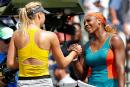 Serena peut-elle tout perdre contre Sharapova?