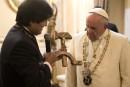 En Bolivie, le pape défend l'intégration de tous