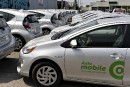 Autos en libre-service: c'est parti à Québec