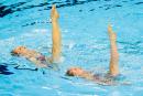 Le Canada domine les programmes techniques en duo et en équipes à Toronto