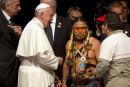 Le pape s'excuse auprès des autochtones d'Amérique du Sud