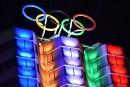 Inauguration de la Maison olympique: cinq anneaux sur Montréal