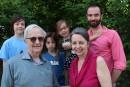 Trois générations de Lamontagne à La Grande Course
