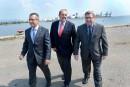 Ottawa verse 60 millions $ pour l'expansion du Port de Québec