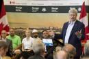«Ralentissement» économique: Harper prône la «forte discipline fiscale»