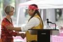 Journée de commémorations et de réconciliation à Oka