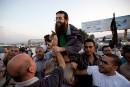 Israël libère un héros de la lutte contre la détention