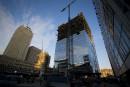 Guerre de titans au centre-ville de Montréal