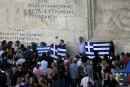 Grèce: le syndicat des fontionnaires appelle à une grève mercredi