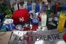 New York va verser 5,9 millions à la famille d'Eric Garner