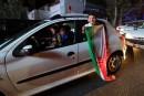 Les Iraniens célèbrent l'accord nucléaire à Téhéran