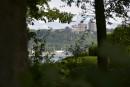 Lévis veut élaguer pour redonner la vue sur le fleuve