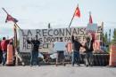 La Romaine: les Innus continuent d'entraver la circulation