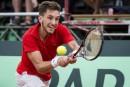 Le Canada perd ses deux premiers matchs en Coupe Davis