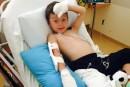Électrisé au Patro: le petit garçon toujours à l'hôpital