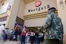 Le centre Westgate rouvre ses portes à Nairobi après le massacre