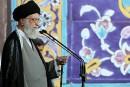 L'Iran maintient sa politique contre «l'arrogance» américaine, croitKhamenei