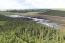 La fuite en Alberta fait l'objet d'un ordre de protection environnementale