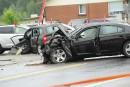 Trois morts dans un accident impliquant la SQ: l'enquête se poursuit