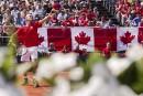 Coupe Davis: le Canada balayé par la Belgique