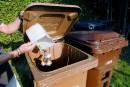 Matières compostables à Lévis: un seul soumissionnaire pour un contrat de 5 millions $