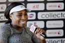 Serena Williams au 1<sup>er</sup>rang pour une 250<sup>e</sup>semaine