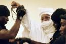 Hissène Habré amené de force à son procès