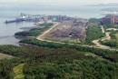Québec offre 68 millions $ pour les infrastructures de Cliffs à Sept-Îles