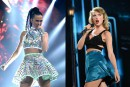 L'hostilité entre Katy Perry et Taylor Swift éclate au grand jour