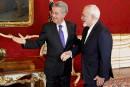 Première visite en Iran d'un chef d'État de l'UE en plus de 10 ans