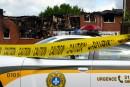 Incendie majeur à Drummondville: vers une enquête criminelle?