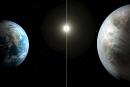 Une exoplanète semblable à la Terre