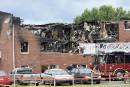 Incendie à Drummondville: trois morts