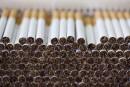 Les cigarettiers n'auront pas à payer 1,13 milliard