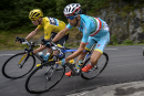 Tour de France: Chris Froome s'en prend à Vincenzo Nibali