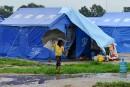 Séisme au Népal: la mousson complique la vie des rescapés